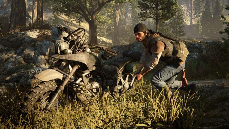 Рыцарь на мотоцикле: обзор Days Gone PS4